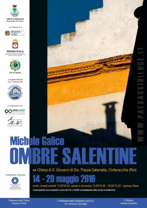 OMBRE SALENTINE locandina