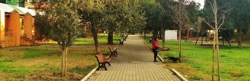 Антонелли парк